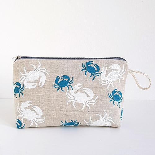 Kosmetiktasche crabs