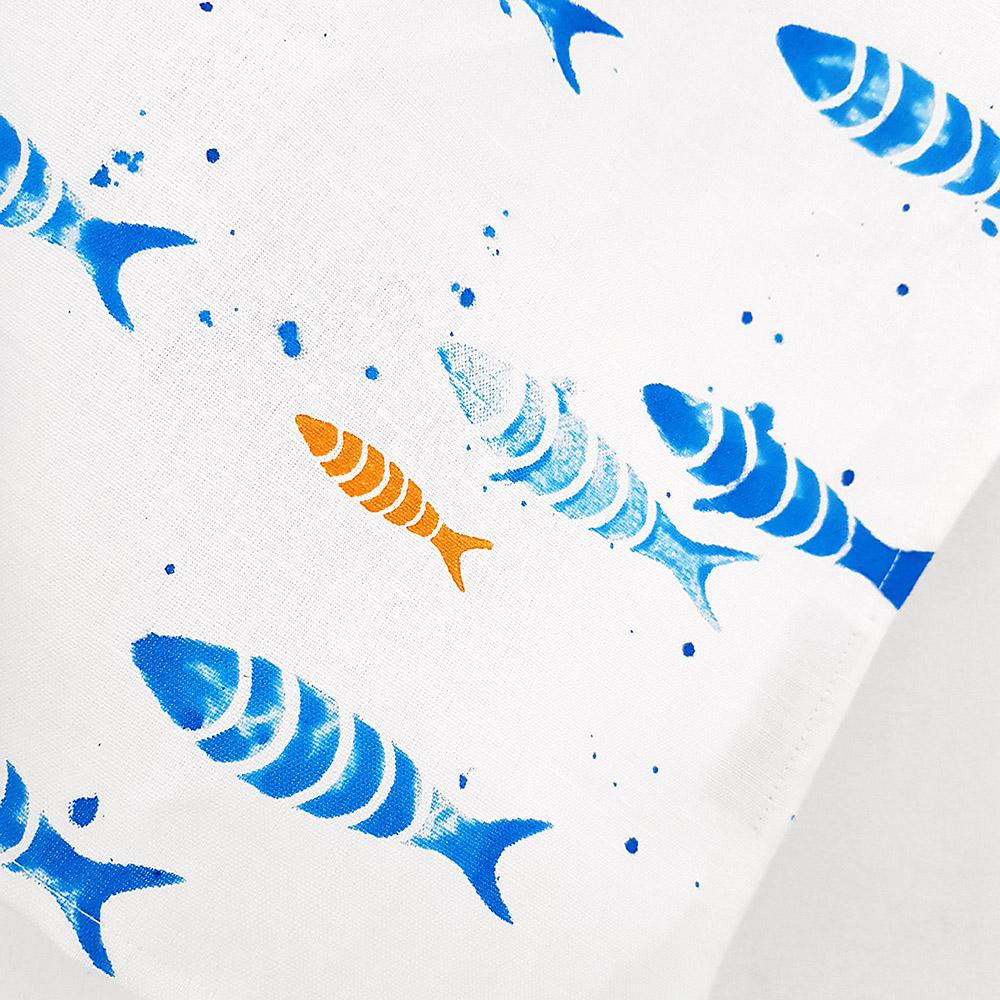 Ocean Küchentuch Fische